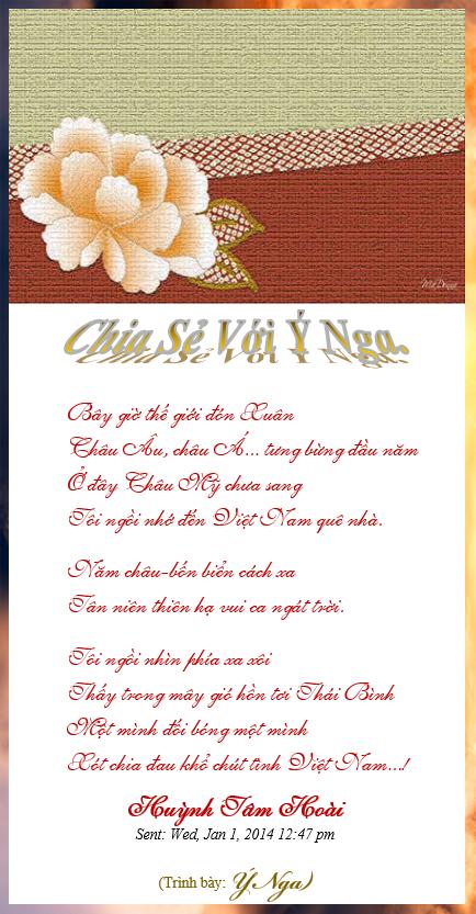 Huynh Tam Hoai