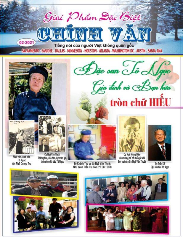Chinh Van Giai Pham ĐẶc BiỆt