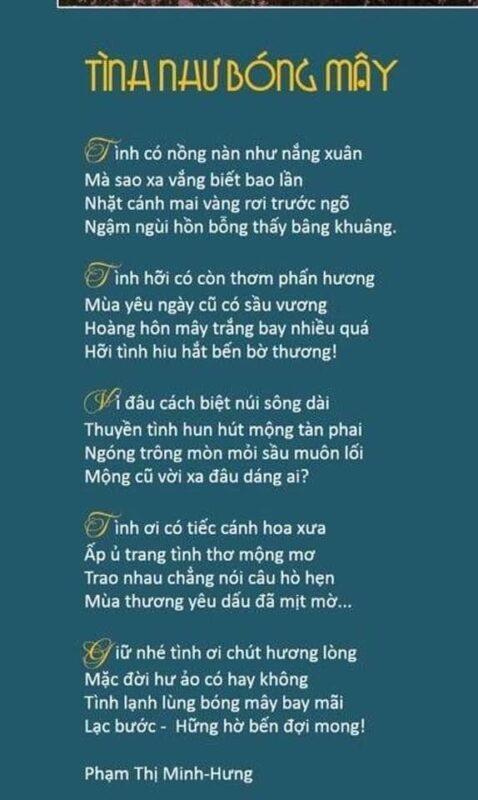 Pham T M Hung