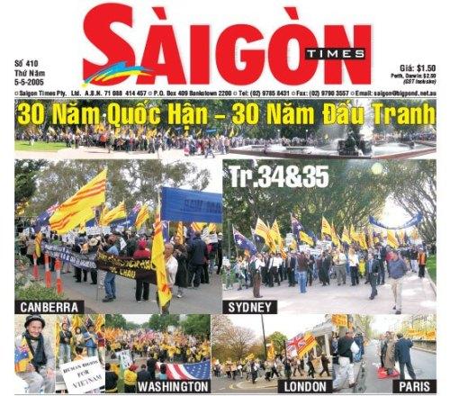 Saigon 30 4