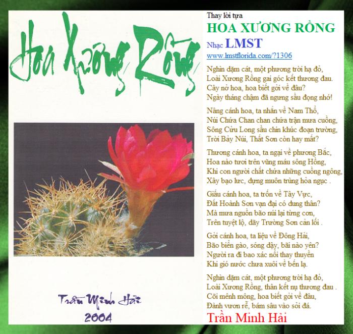 Tran Minh Hai Tho