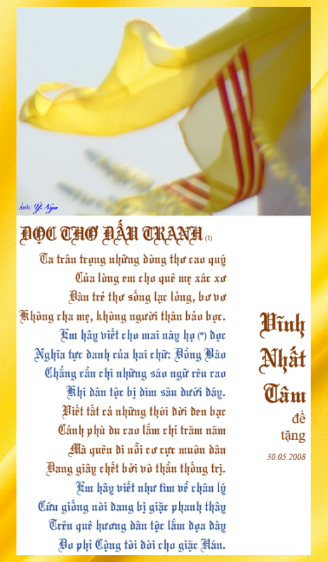 Vinh Nhat Tam Qh