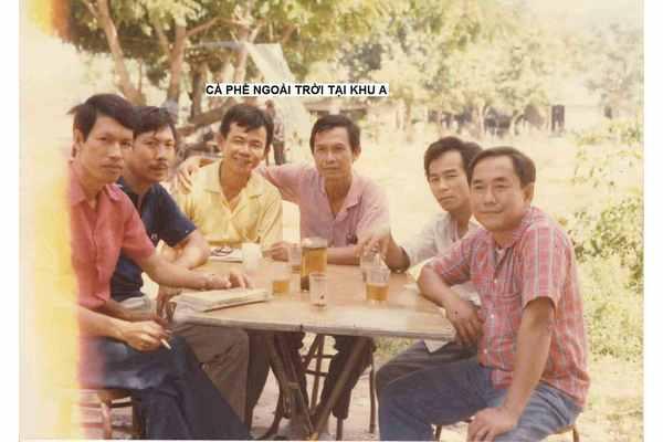 Cafe Khu A