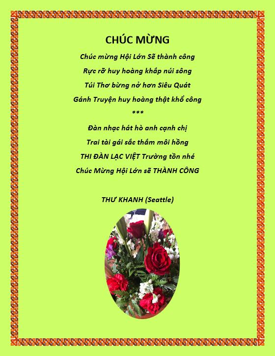 Thu Khanh