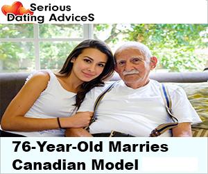 76years Marryes Canadien Model