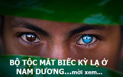 Boo Toc Mat Biec Ky LẠ O Nam Duong1