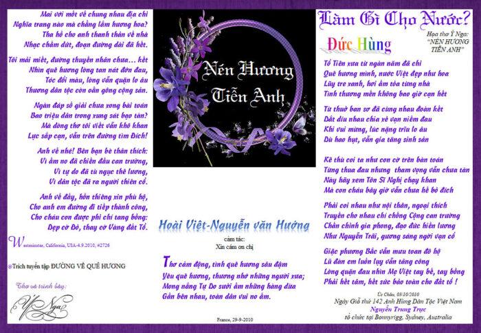 Hoai Viet Duc Hung
