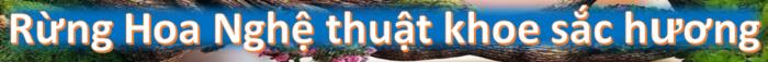 Rung Hoa Nghe Thuat