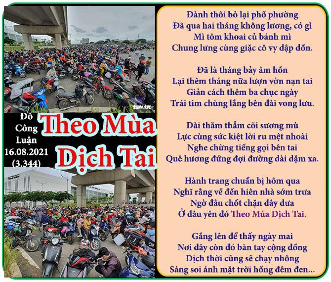 2708, Theo Mùa Dịch Tai Đo Cong Luan