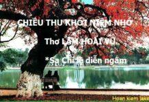 Tho Lam Hoai Vu