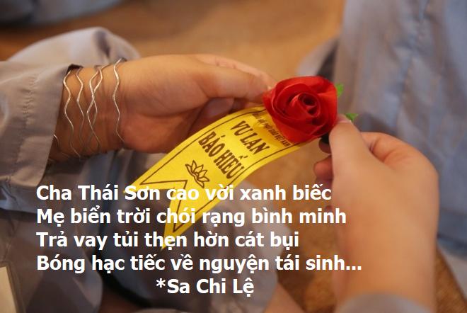 Vu Lan Bao Hieu Sa Chi Le