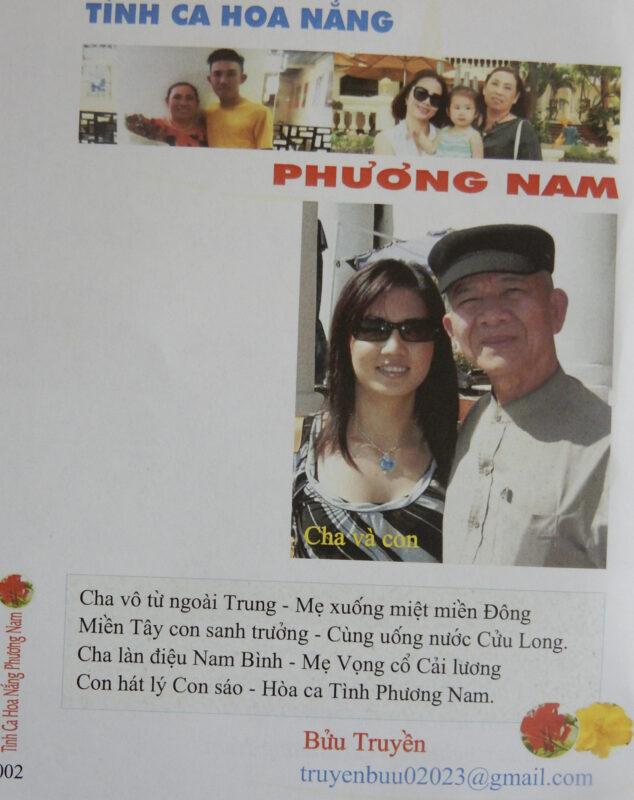 Tinh Ca Phuong Nam